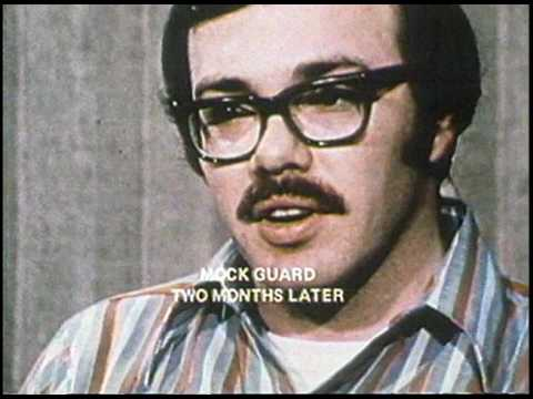 Stanford Prison Experiment: Post-Experimental Interview