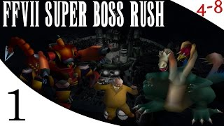 Video FFVII - Super Boss Rush Mod (Part 1) [4-8Live] download MP3, 3GP, MP4, WEBM, AVI, FLV Juli 2018