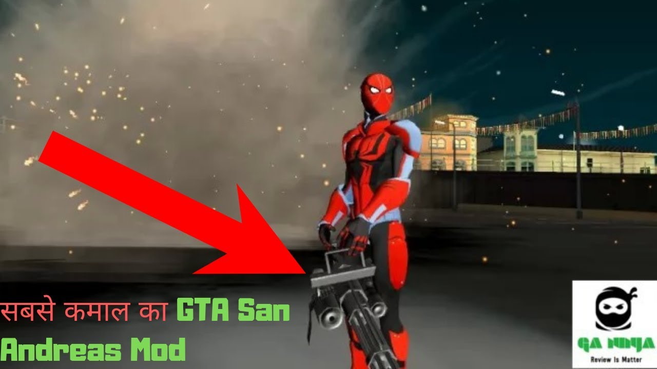 Spider-Man In Gta San Andreas: Download Spider-Man In Gta