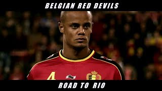 Belgian Red Devils - Road to Rio