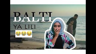 Balti - Ya Lili feat. Hamouda (Official Music Video) | INDONESIA REACTION