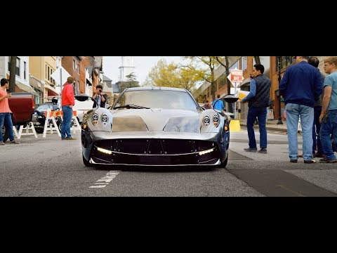 Greenwich Cars & Coffee