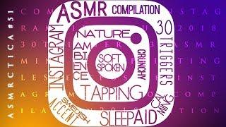 ASMR 30 Triggers in 30 Minutes | Instagram Compilation #1
