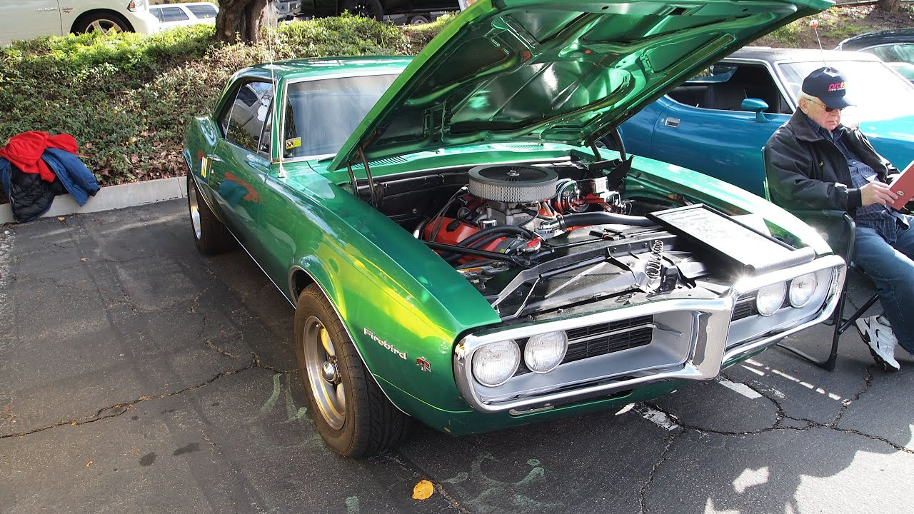 Ed s classic 1967 Pontiac Firebird the 1st year made