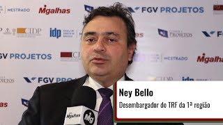 Ney Bello - Aplicação de leis pelo Judiciário
