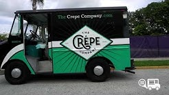 Orlando Food Truck Guide: The Crepe Company