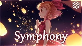 nightcore symphony lyrics