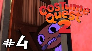 Costume Quest 2 | E04 | Candy Snatcher! (Gameplay / Playthrough / 1080p)
