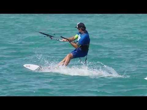 Flyboards RAZOR - Light wind speed sessions