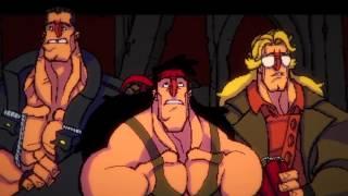 Broforce - Вот такие мы мужики: Часть 4 - Продолжение 3 на PS4 (Hard)