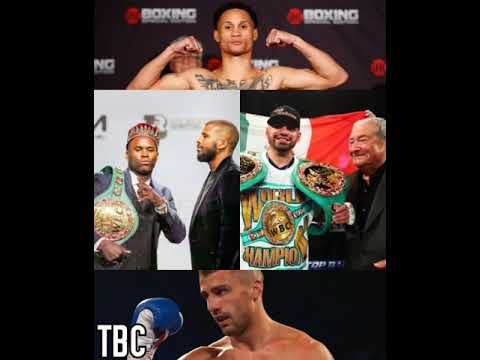 Bob Arum being a hypocrite when it comes to the WBC Rules!!!