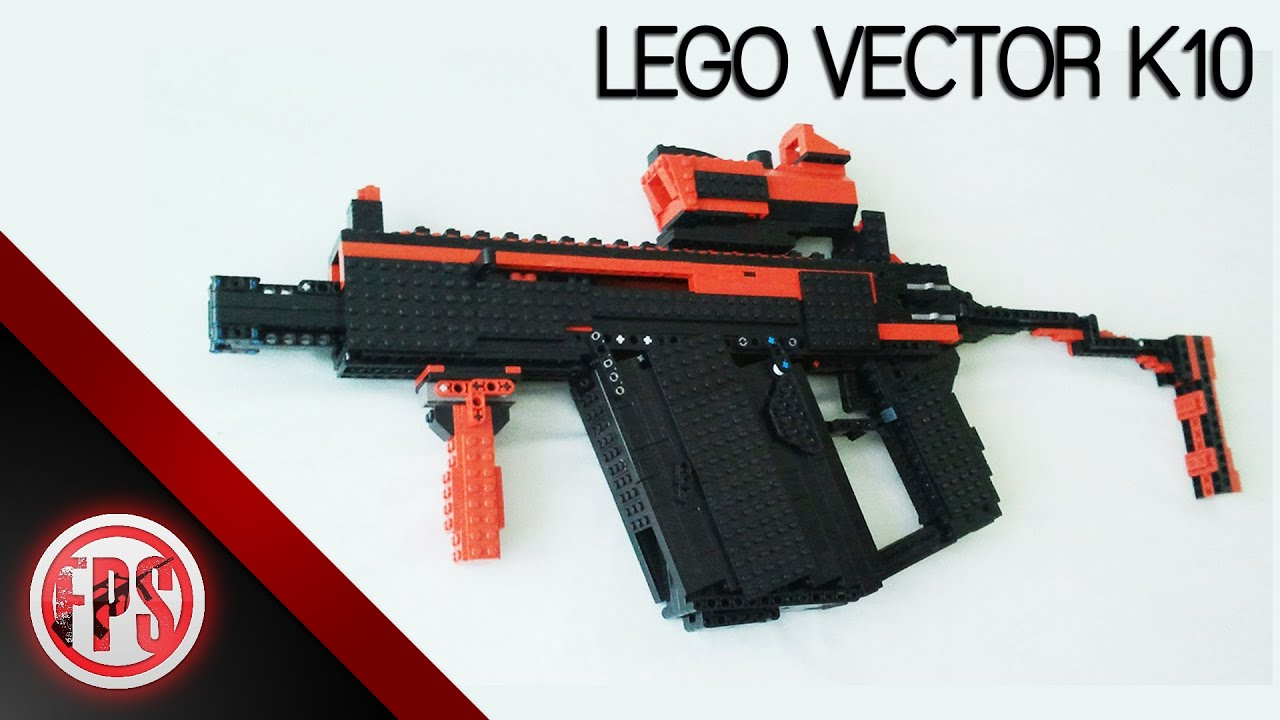 Lego Vector K10 REUPLOAD - YouTube