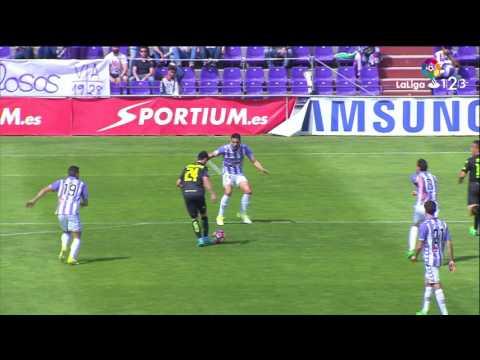 Resumen de Real Valladolid vs Elche CF (2-1)