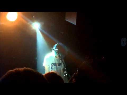 A Little Irony - Tom Milsom @ The Barfly Camden 24/10/2012