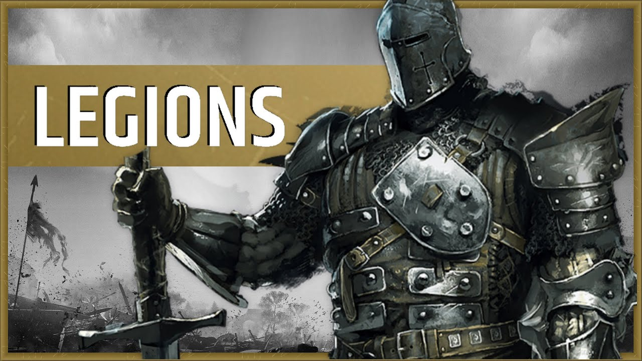 For Honor Viking Wallpaper: FOR HONOR: KNIGHTS (THE LEGIONS)