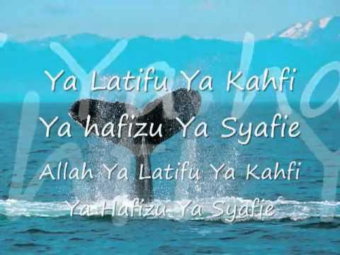 YouTube   Zikir Ya Latiff