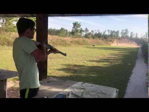 Range Waycross GA