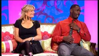 Idris Elba on 'The Paul O'Grady Show'