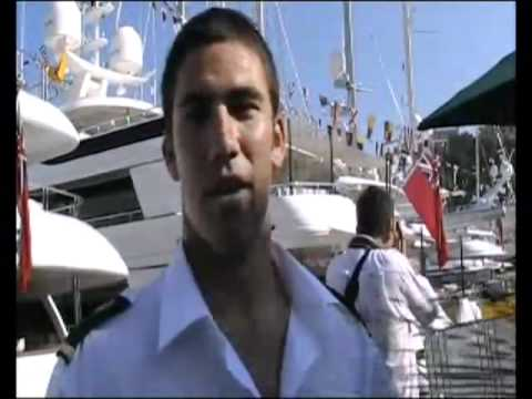 Yachting Pages Testimonial From M/Y Stanley Z During Monaco Yacht Show 2009
