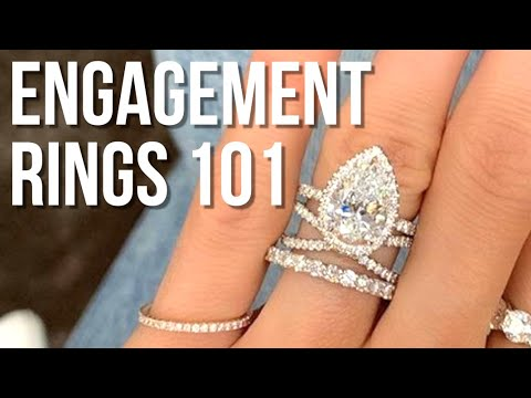Engagement Ring Shopping - What To Expect (Part 1 - Diamonds Explained)