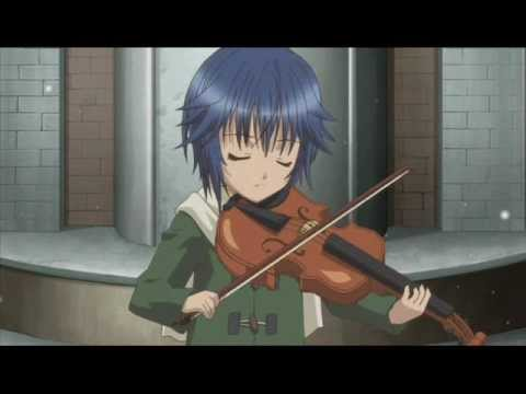 sad violin music sad anime violinists.wmv - YouTube