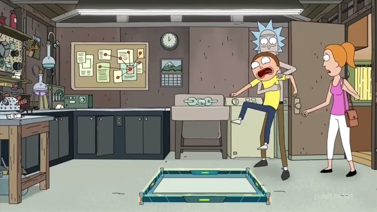 Download Rick and Morty: Morty Experiences True Level