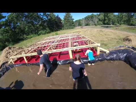 Warrior Dash Michigan - 2017
