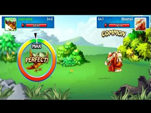 Monster Mania Gameplay
