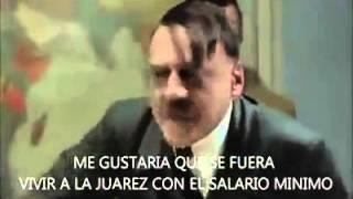 Hitler se entera de la MIXTA en Reynosa