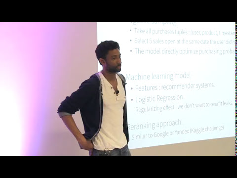 Alexandre Hubert:  How to Improve your Recommender System with Deep Learning