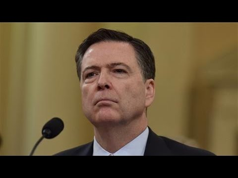 FBI's Comey Confirms Russia Investigation