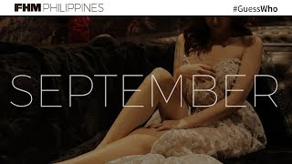 Who Is FHM's September Cover Girl?