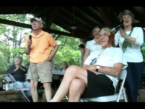 Heinrich Malling's 80th Birthday Party in Lockridge