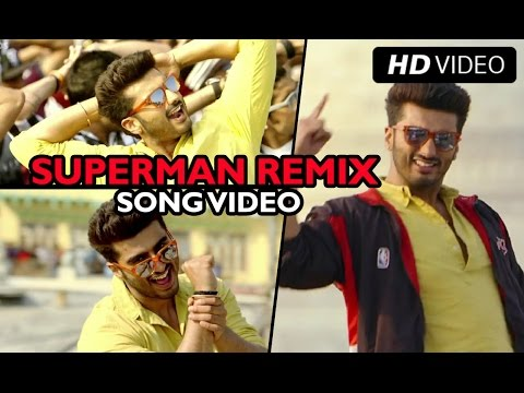 SUPERMAN (Remix Official Song Video) Tevar...