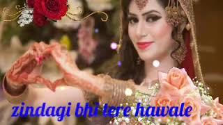 Teri tamanna rago me dhar li hai|| lovely video song ||