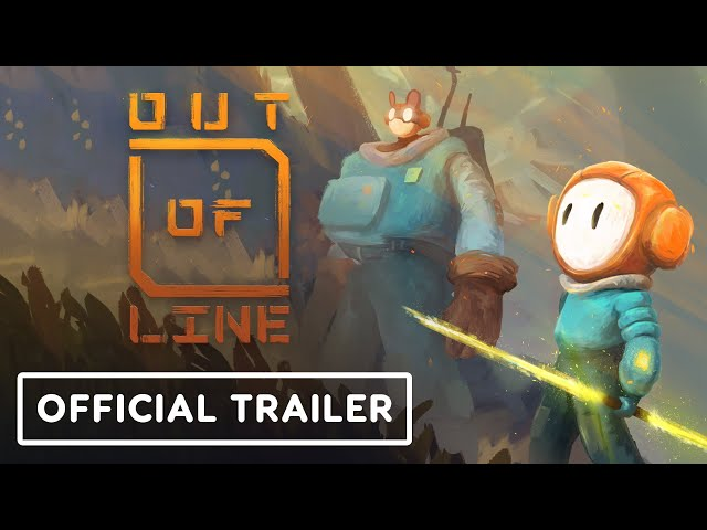Out of Line - Official Gameplay Walkthrough Trailer
