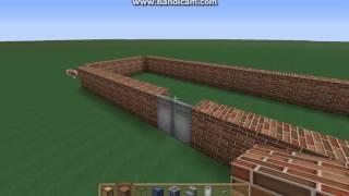 Как построить 5 этажный дом в майнкрафте 1.7.4 #1