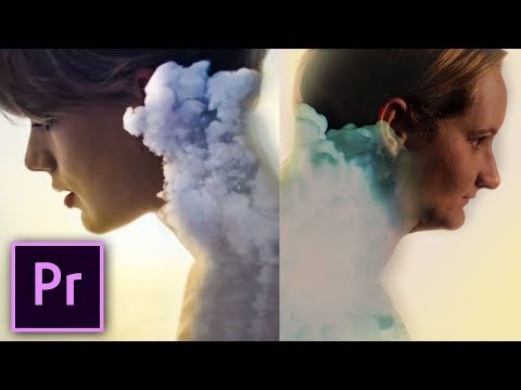 DOUBLE EXPOSURE in PREMIERE PRO (Taylor Swift - Style)