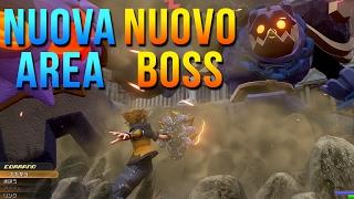 Kingdom Hearts 3 - NUOVO BOSS E NUOVA AREA!