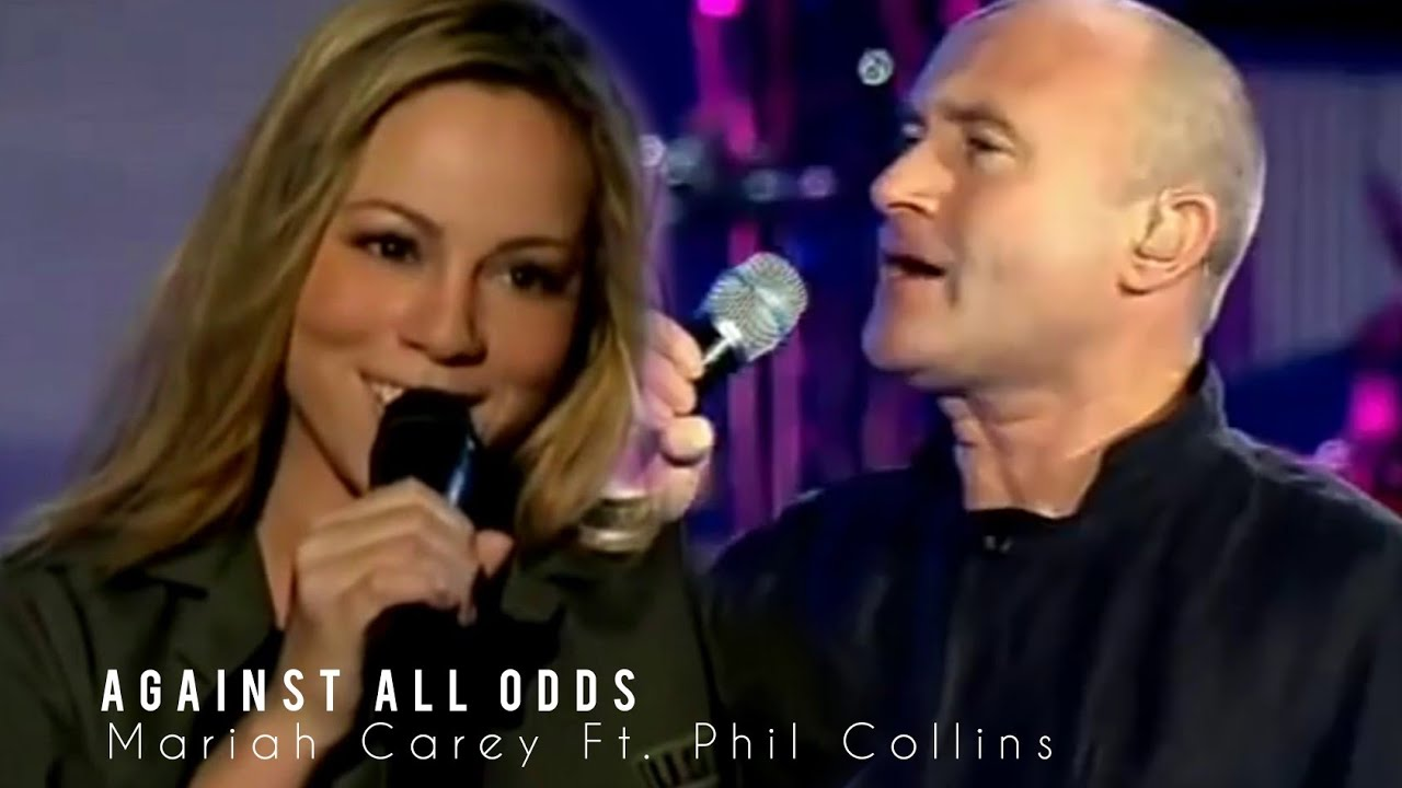 Download Mariah Carey Ft. Phil Collins - Against All Odds (Live)