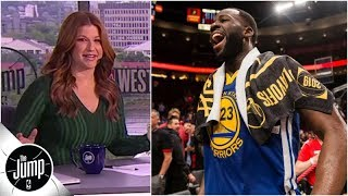 Rachel Nichols sounds the alarm for NBA awards reform | The Jump