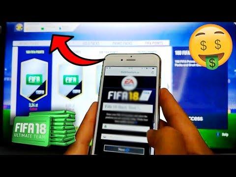 FIFA 18 FREE COIN GENERATOR... [PS4/XBOX]