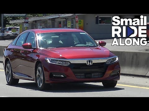 2019 Honda Accord EX-L Review And Test Drive