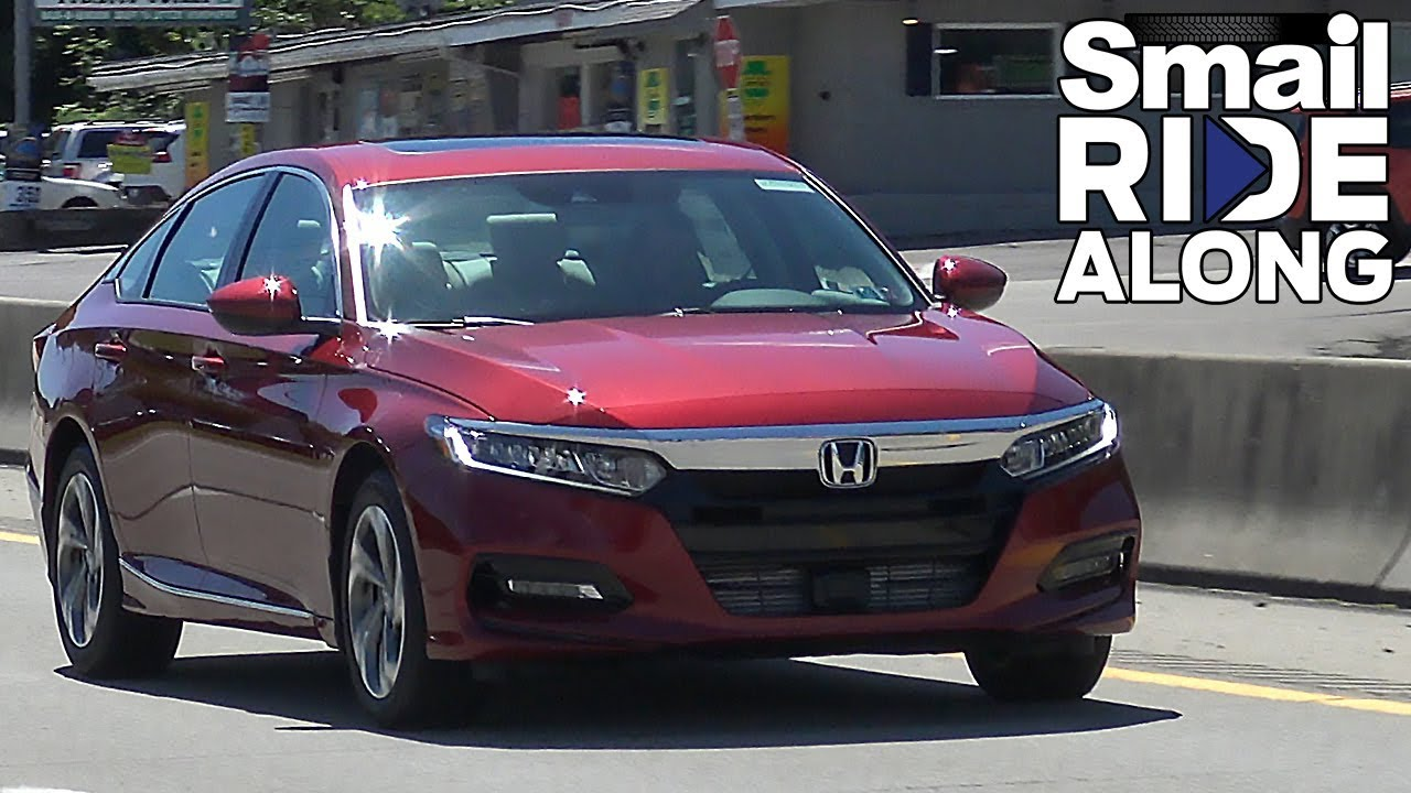Honda Accord Ex-L >> 2019 Honda Accord EX-L Review and Test Drive - YouTube