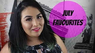 July Beauty Favouites | Glossy Confidential