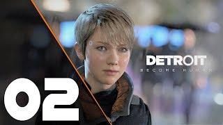 Detroit: Become Human / Part #2 - Sprzątam deklu!