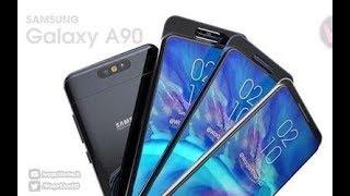`이것이 삼성 신형폰 갤럭시A90`.. 회전 카메라 눈…