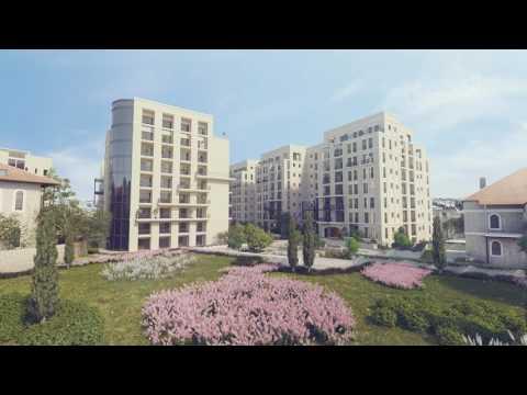 JERUSALEM ESTATES  -  The New Luxury Residence at Schneller