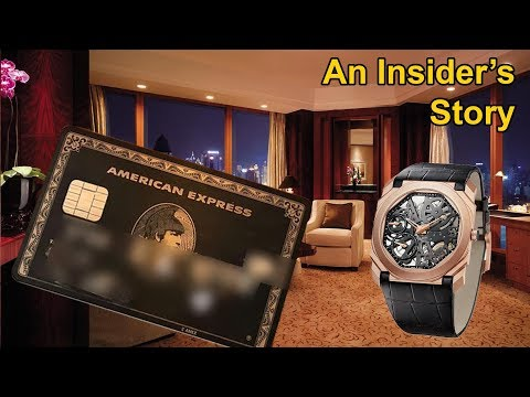 Amex Black Card: An Insider's Story
