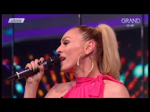 Anabela - Beli se, beli moj beli biseru - (LIVE) - Halo, halo - (TV Grand 21.06.2016.)
